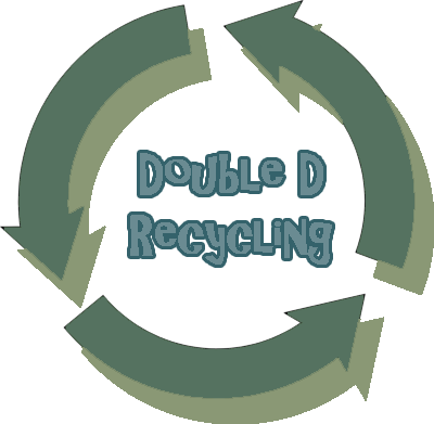 Double D Recycling Logo